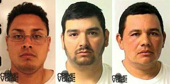 Anthony Alarcon Jimenez, Ociel Mendez, and Oscar Salvio Barajas (Lake County)