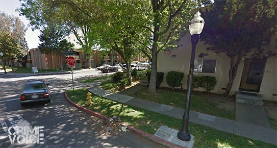 The shooting occurred in this San Jose neighborhood.