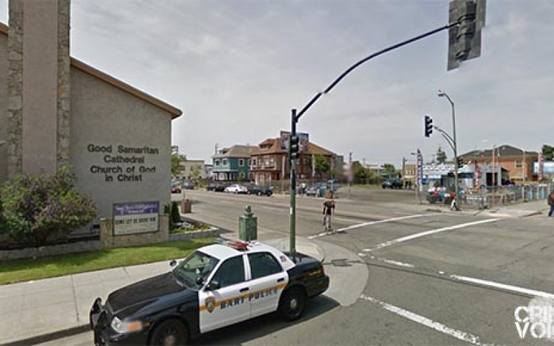 Oakland man arrested for sexual assault