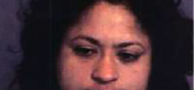 Woman uses knife to attack car