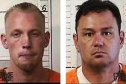 Two men escape from Mule Creek