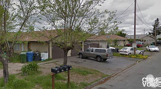 Detectives set up surveillance in this Santa Rosa neighborhood and located Lopez that day.