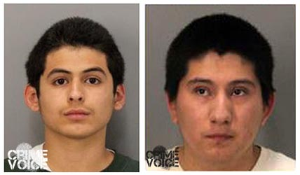 The other two arrested were minors Julio Ibarra and Brallan Villegas. The 17-year-olds will be charged as adults.