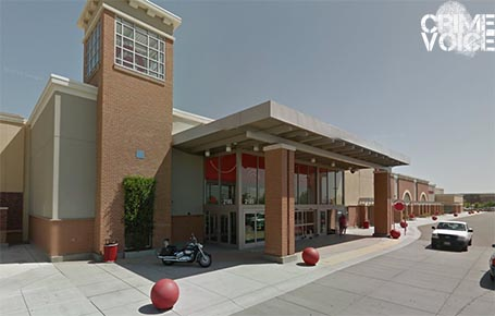 The pair are accused of previous shopliftings at the Woodland Target