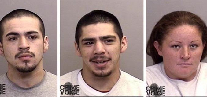 Small town murder case leads to 3 arrests