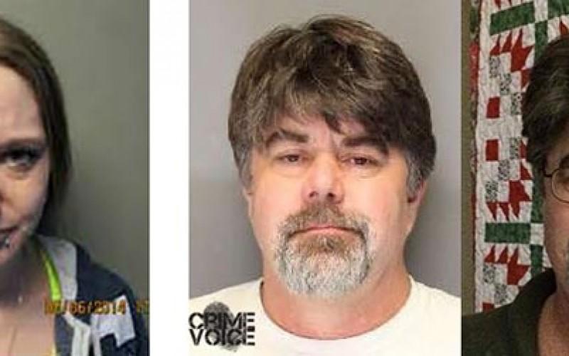 Latest Rocklin PD Arrests