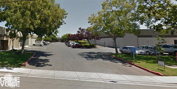 The workplace shooting occurred in this Rancho Cordova business park.