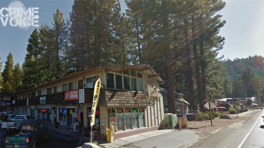 The shooting occurred at this Kings Beach liquor store.