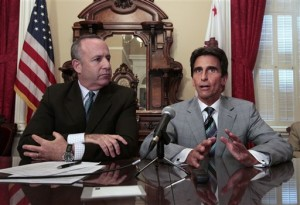 Senators Darryl Steinberg and Mark Leno authored SCA 3, which led to Prop. 42.
