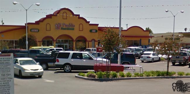 The conflict with Osman Hernandez happened at this shopping center in Salinas.