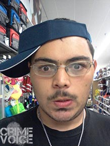What? That guy was under age? Michael Habibeh was caught at CVS (Facebook)