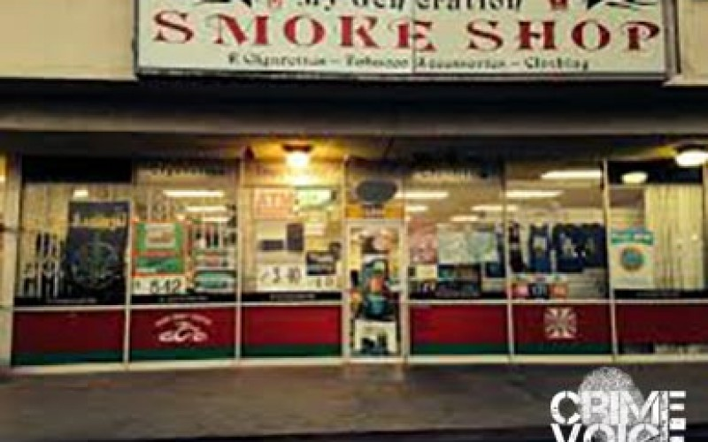 "Smoke Shop Busted for Selling ""Spice"""