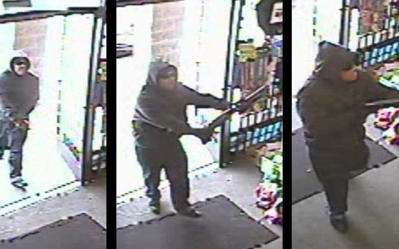 SJPD seek armed robbery suspect