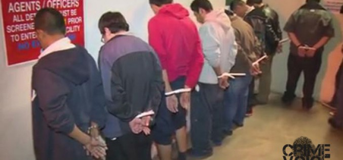 Nationwide Gang Sweep Includes Five Southern California Counties