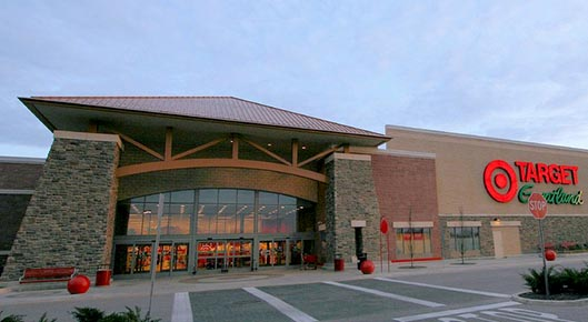 The Target store in Rocklin opened just this year.
