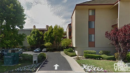 Detectives targeted an apartment near the Lytton Casino to find their suspects.