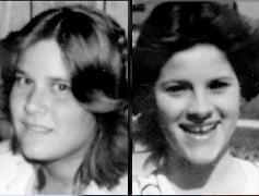 Two of his victims - Tammy  Jarschke and Tanya Jones