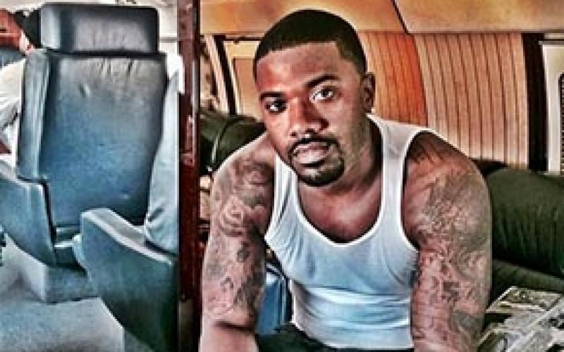Ray J goes awry