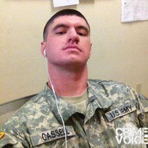 Cassell is an Army veteran and student at Sierra College (Facebook)