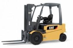 """Forklift Driver Gets """"Steal"""" Wheels"""
