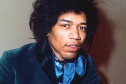 Jimi Hendrix arrested again