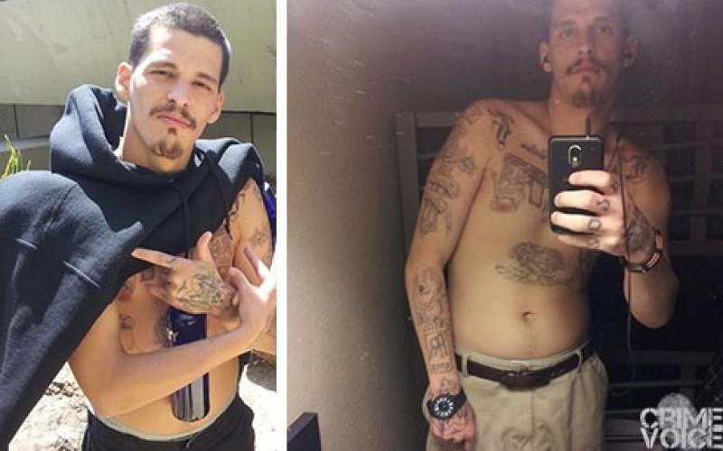 Gangsters rob returning traveler, soon get arrested