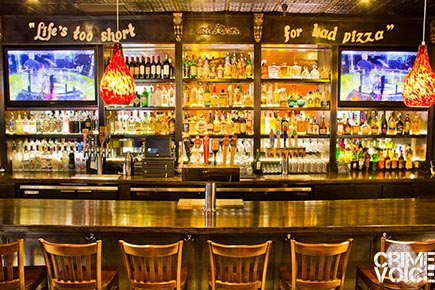 Pete's Brewery and Restaurant has an extensive bar, where ID is usually checked.