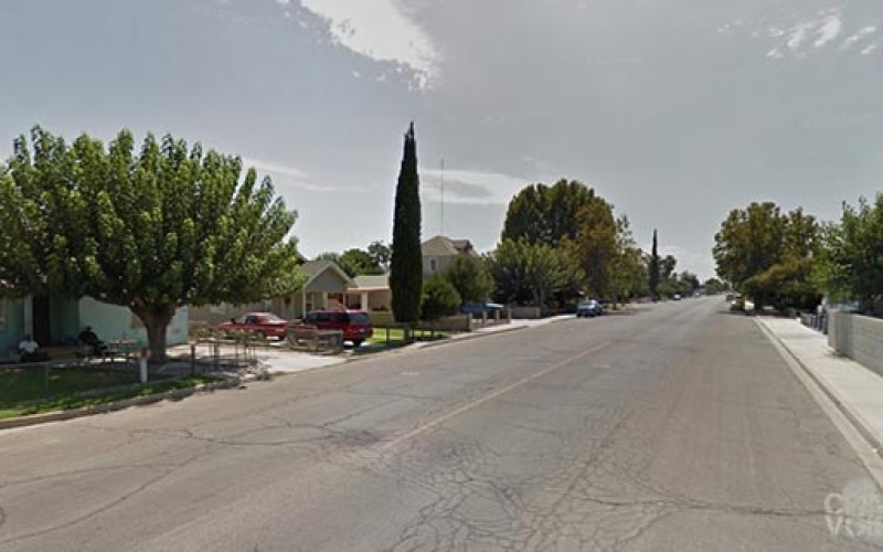Wanted Wasco man tries to evade police but is caught