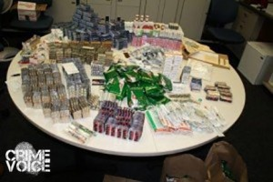 Counterfeit pharmaceuticals seized