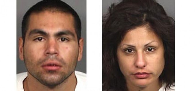 Car Thieves Arrested After Fleeing on Foot