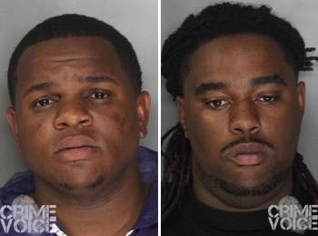 Tana Dania and Frank Jackson were previously arrested in the shooting that followed a Saturday night gathering.