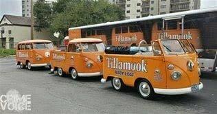 cheese minibuses