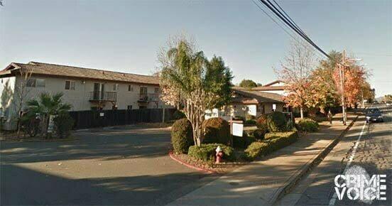 Neighborhood where the assault occured