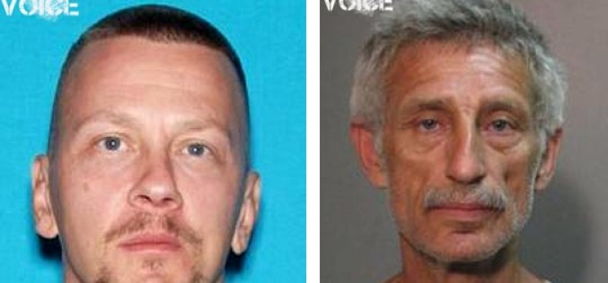 Burglars Arrested For Thefts From Dead Man's Home