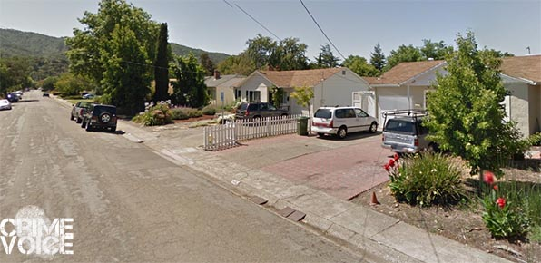 Though he once lived at the victim's home, Hernandez now resides in the San Venetia area of San Rafael.