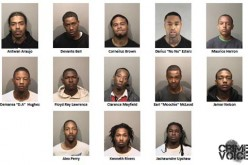 Oakland PD conducts gang sweep to curb local violence