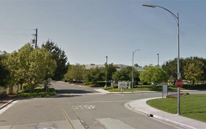 Copper wire thief caught vandalizing city light poles
