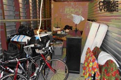 Bike Thief Caught on Camera