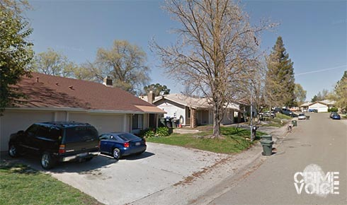 The shooting occurred in this Fair Oaks neighborhood on Tierra Way.