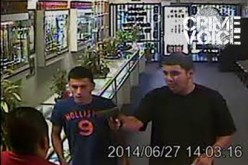 Both Suspects Arrested in Foiled Jewelry Store Robbery
