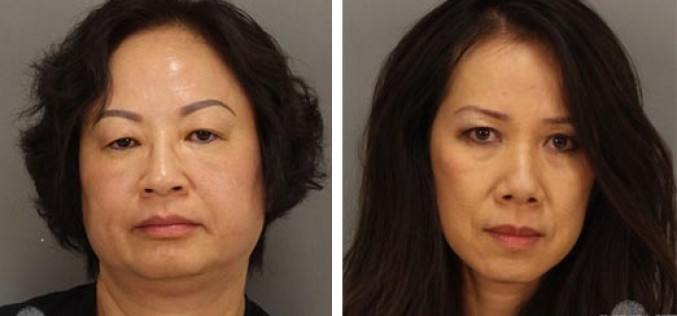 A South Bay Area real estate broker held in lieu of $10 million bail