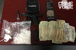Traffic Stop Leads to Drug Arrest
