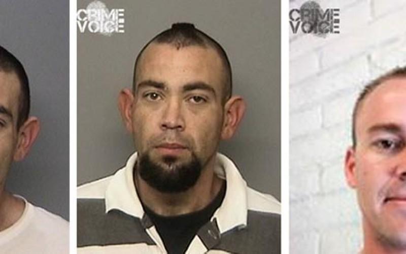 Burglars caught with camera, GPS monitors