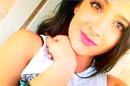 The victim Ariana Zendejas.  She died after the shooting Friday night.