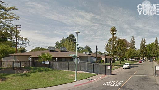 Police conducted an 8 hour standoff at this apartment complex in south Sacramento.
