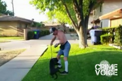 Alert Neighbor Films Dog-Abuser