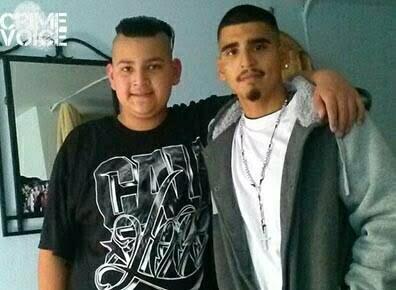 Brothers Marvin Garcia and Luis Garcia (Image - Facebook)