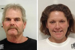Suspected marijuana farming couple arrested