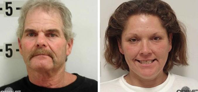 Suspected marijuana farming couple arrested