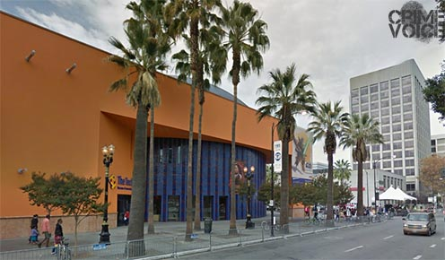 The fatal stabbing occurred near the San Jose Tech Museum and Cesar Chavez Plaza